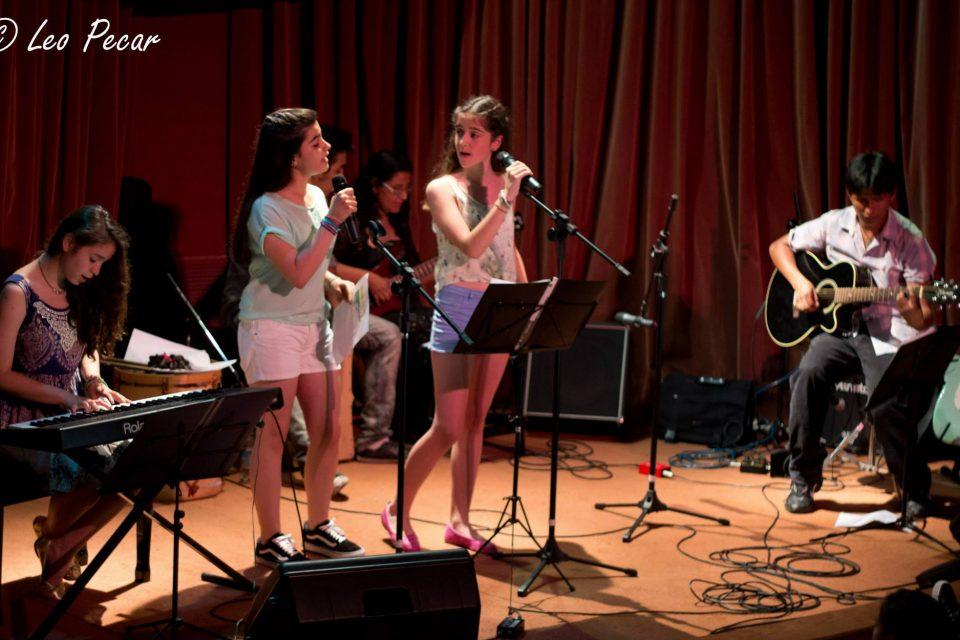 Curso de canto online jovenes